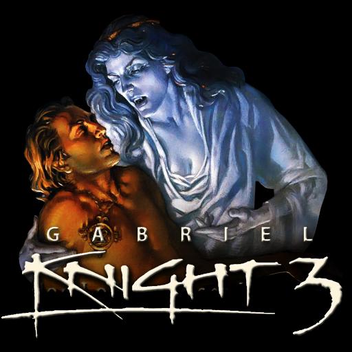 Gabriel Knight Custom Icon