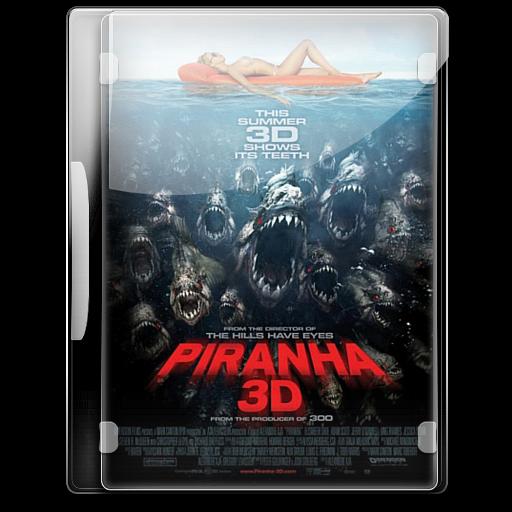 Piranha Icon English Movies Iconset Danzakuduro