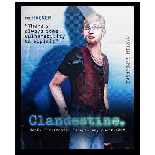 Icon Clandestine