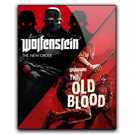 Icon Wolfenstein The Two Pack
