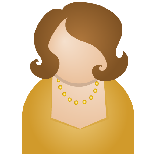 Brown Woman People Icon Download Free Web Icons