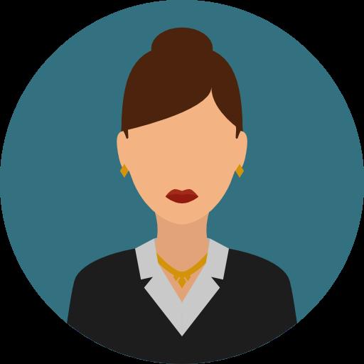 Profile, Avatar, Social, Businesswoman, User, Woman Icon