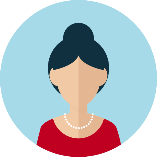 Profile, Avatar, Woman, Girl, Business, People, User Icon