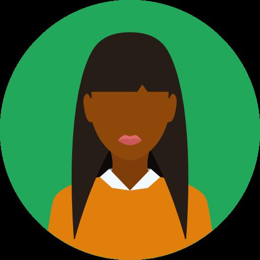 User, Woman, Profile Icon