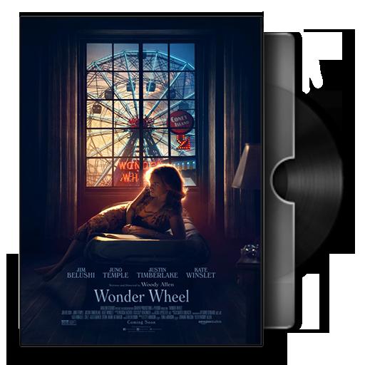 Wonder Wheel Folder Icon