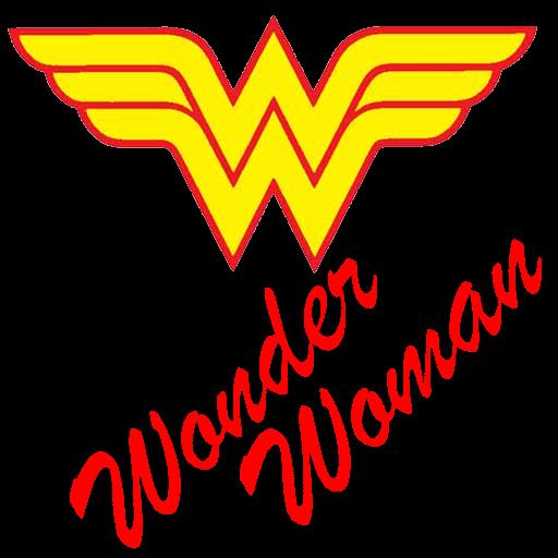 Wonder Woman Logo Icon