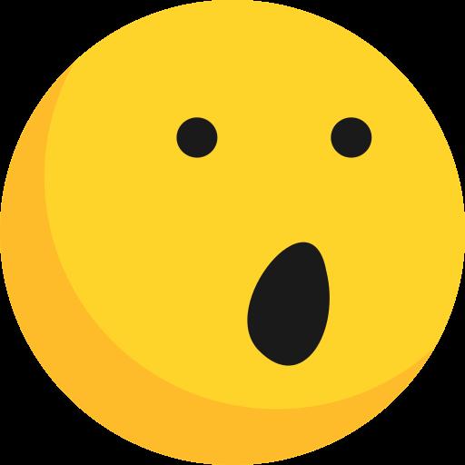 Emoji, Emoticon, Emotion, Shocked, Wonder Icon Free Of Emoji
