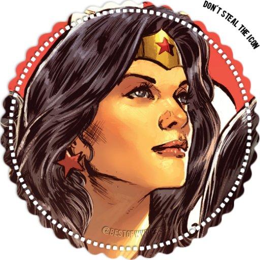Best Of Wonder Woman Universe