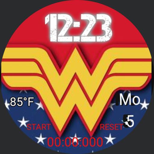 Wonder Woman For Huawei Watch