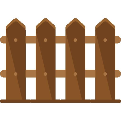 Fence, Garden, Gardening, Gate, Wood Icon