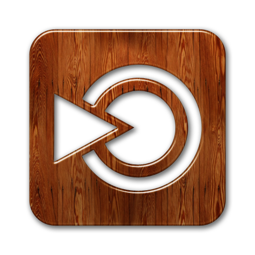 Blinklist Logo Square Webtreatsetc Icons, Free Icons In Wood