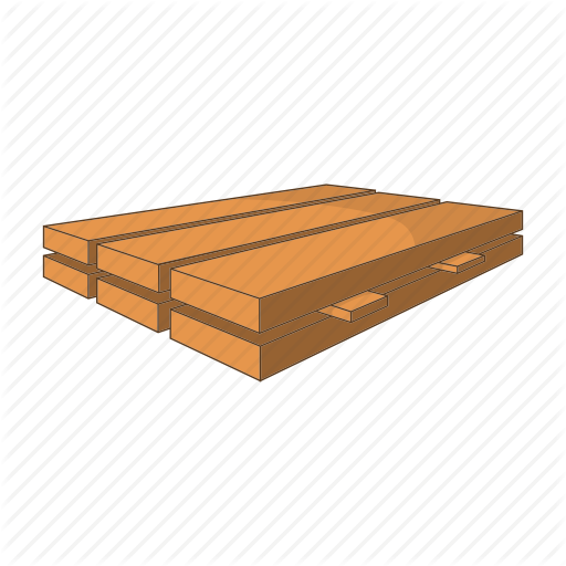 Board, Cartoon, Forest, Log, Lumber, Timber, Wood Icon
