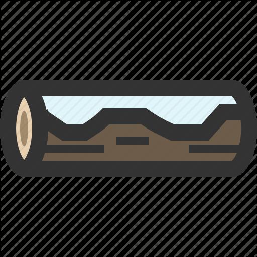 Firewood, Log, Logging, Wood Icon