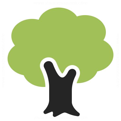 Tree Icon Iconexperience