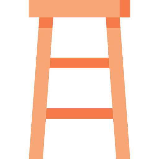 Wooden Chair Png Icon