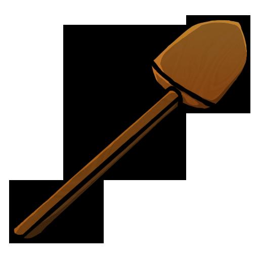 Wooden Shovel Icon Minecraft Iconset