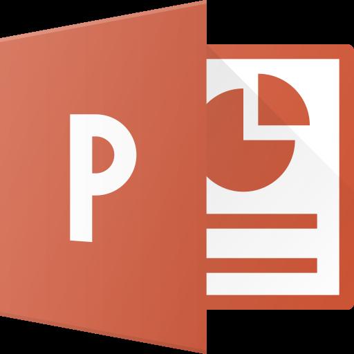 Powerpoint Icon Schematic Diagram