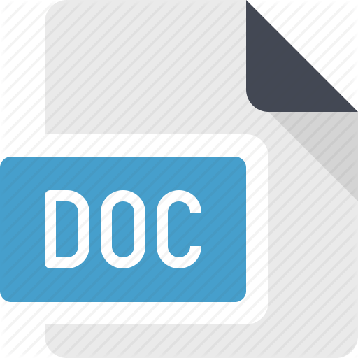 Doc, Document, File, Format, Word, Word Document Icon