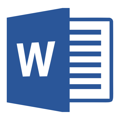 Word File, Word Icon With Png And Vector Format For Free Unlimited