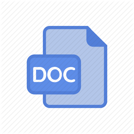 Bloomies, Doc, Interface, Office, Photo, Social, Word Icon