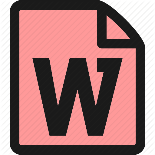 Document, File, Office, Paper, Sheet, Text, Word Icon