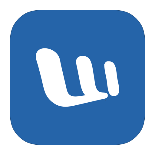 Metroui Word Icon