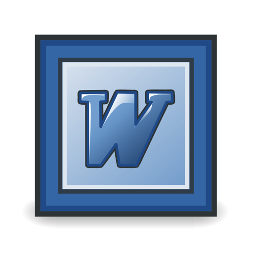 Office Word Icon Free Icons Download
