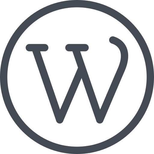 Circle, Social, Wordpress Icon Free Of Social Media Set