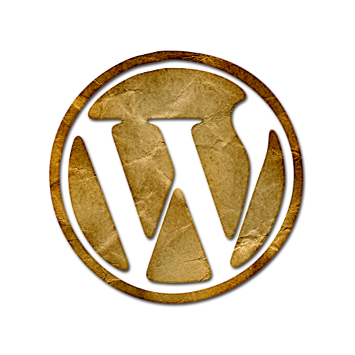 Wordpress Icons, Free Icons In Dellios System