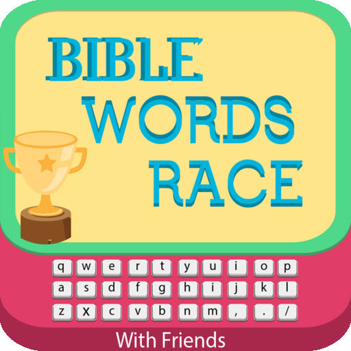 Bible Words Race With Friends
