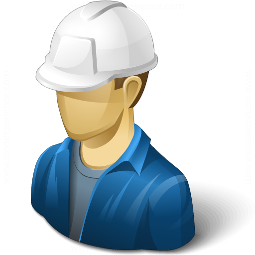 Iconexperience V Collection Worker Icon