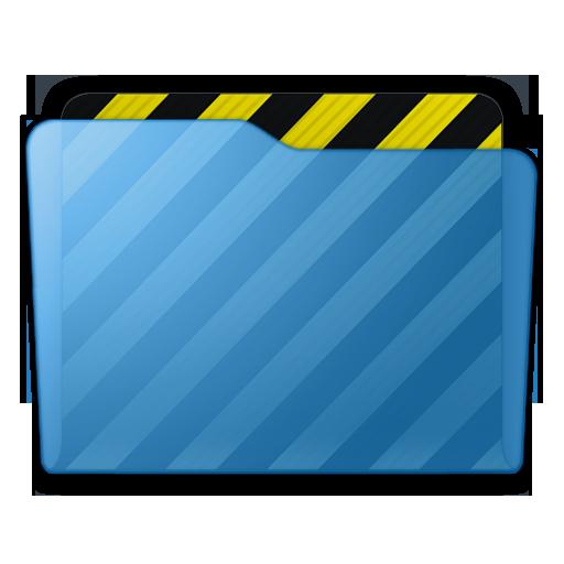 Folder Work Icon