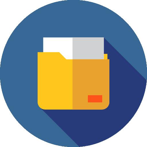 Folder Icon Work Productivity Freepik