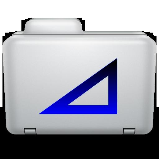 Ion Work Folder Icon
