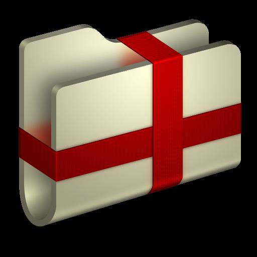 Package Folder Icon Alumin Folders Iconset Wil Nichols