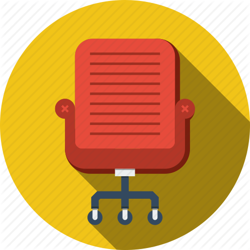 Work Icon Chair Free Icons