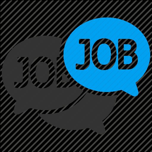 Bubble, Chat, Comment, Job, Message, Talk, Work Icon