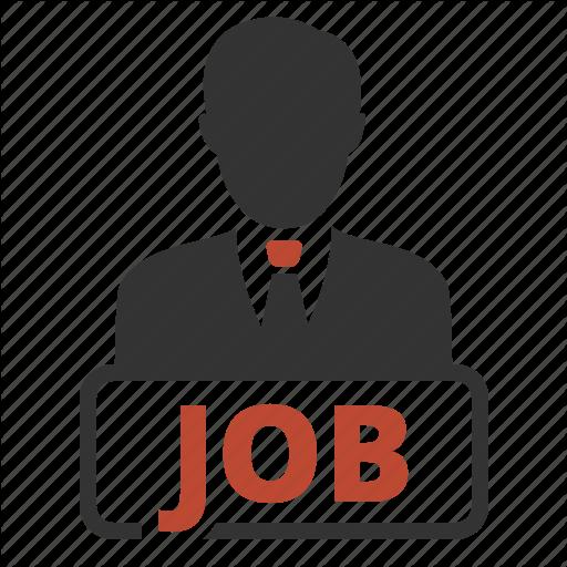 Job, Oppotunity, Vacancy, Work Icon