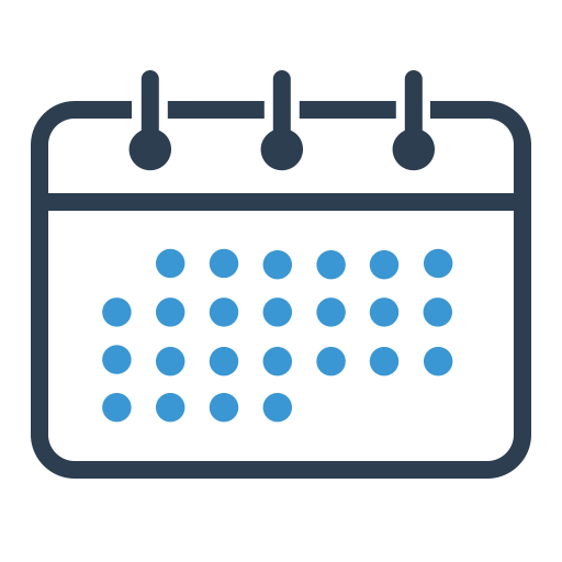 Calendar, Plan, Timetable, Event, Planning, Month, Schedule Icon