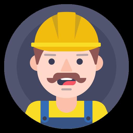 Builder, Helmet, Worker Icon Free Of Xmas Giveaway