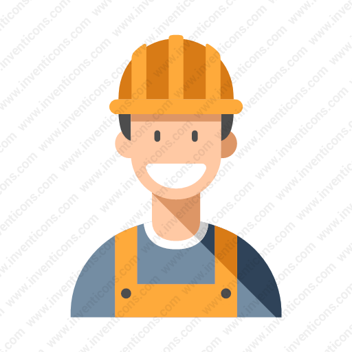 Download Worker,man Icon Inventicons