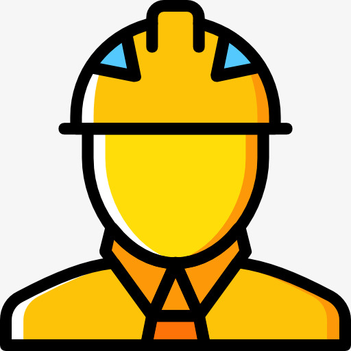 Worker, Helmet, Employee Png Image And Clipart For Free Download