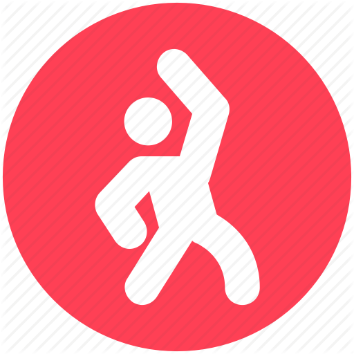 Body, Exercise, Exercising, Gym, Man, Stretching, Workout Icon