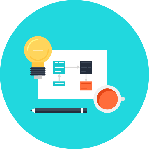 Workspace, Tools, Design Icon Free Of Design And Development Icons