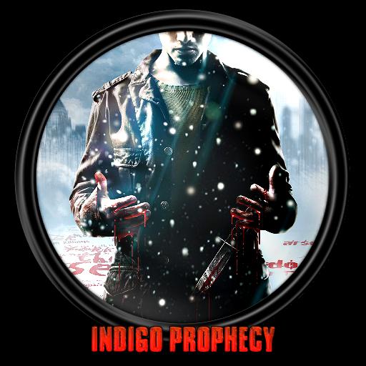 Indigo Prophecy Icon