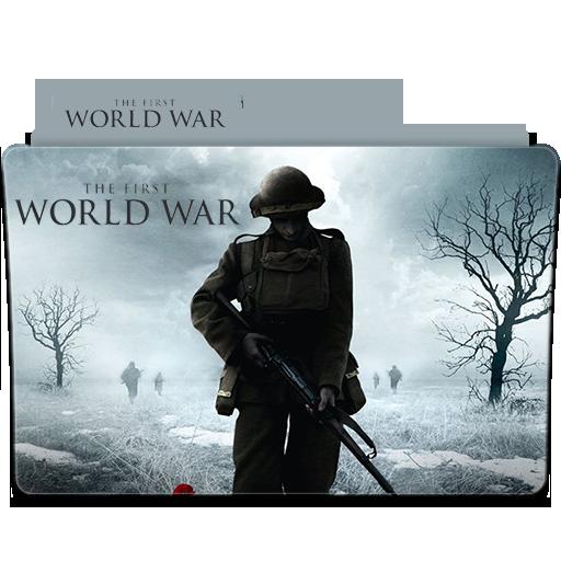The First World War Folder Icon