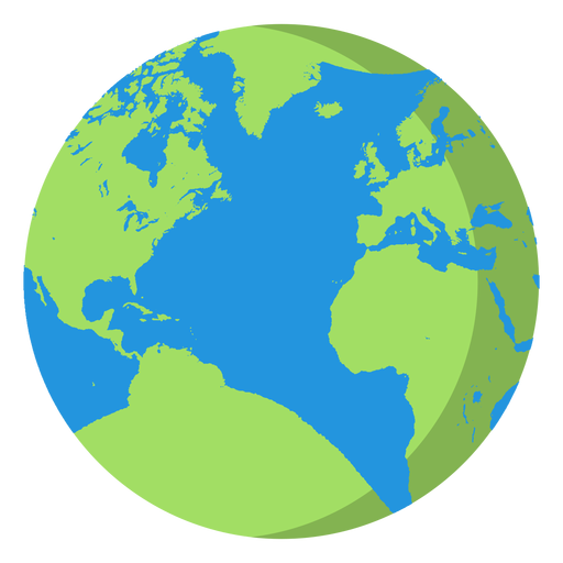 Earth Planet Icon Earth Icon