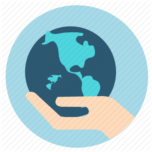 Eco, Ecology, Guardar, Hand, Network, Save, Social, World Icon