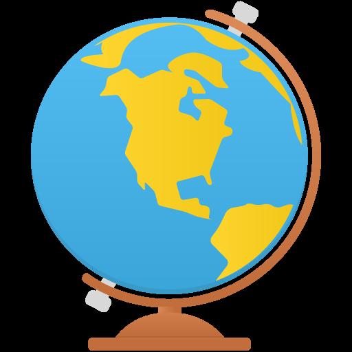 Globe Icon Flatastic Iconset Custom Icon Design