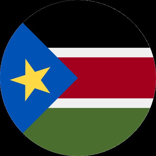 Nation, South Sudan, World Icon